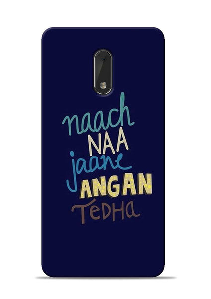 Angan Tedha Nokia 6 Mobile Back Cover