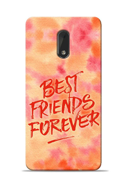 Best Friends Forever Nokia 6 Mobile Back Cover