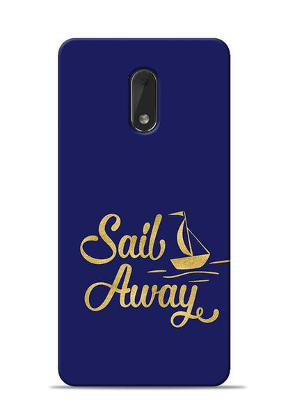 Sail Always Nokia 6 Mobile Back Cover