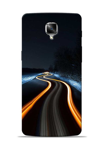Great Night Drive OnePlus 3T Mobile Back Cover