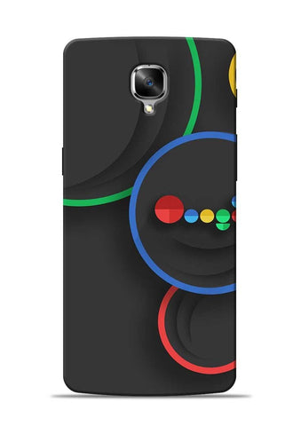 The Hoogle OnePlus 3T Mobile Back Cover