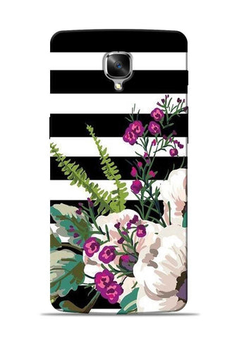 Lovely Flowers OnePlus 3T Mobile Back Cover