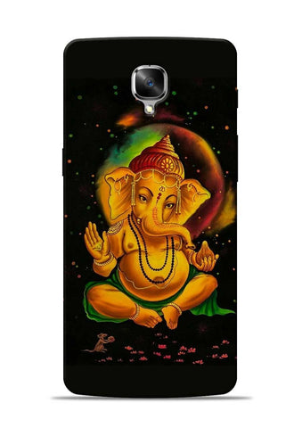 Great Ganesh OnePlus 3T Mobile Back Cover
