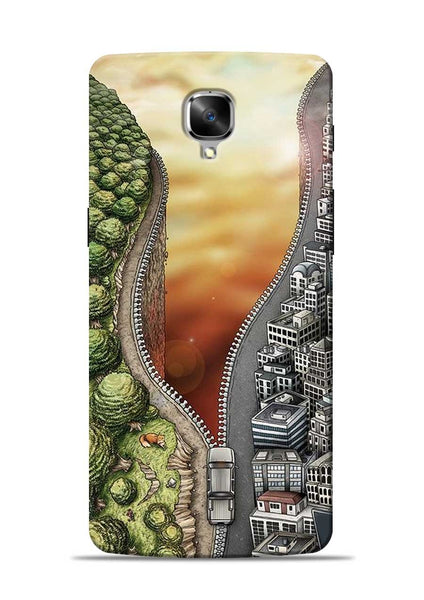Forest City OnePlus 3T Mobile Back Cover
