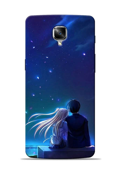 The Great Love OnePlus 3T Mobile Back Cover