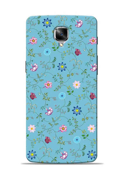 Fallen Flower OnePlus 3T Mobile Back Cover