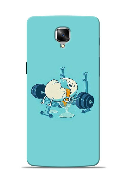 Gym And Diet OnePlus 3 Mobile Back Cover