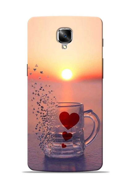 The Hearts OnePlus 3 Mobile Back Cover
