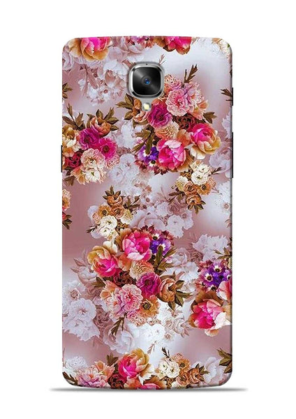 Rose For Love OnePlus 3 Mobile Back Cover