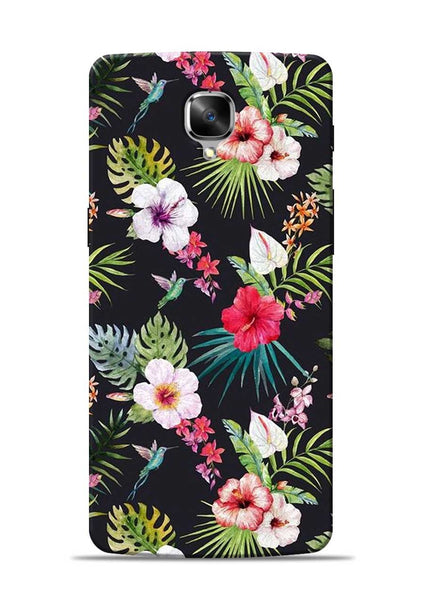 Flowers For You OnePlus 3 Mobile Back Cover