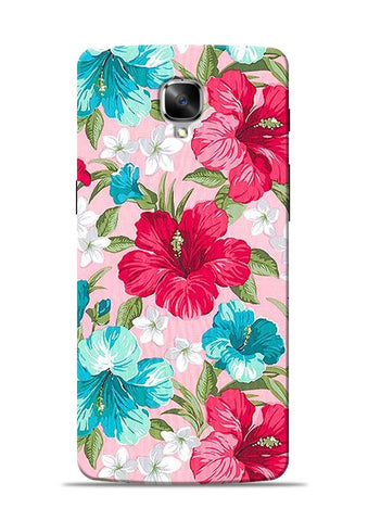 You Are Flower OnePlus 3 Mobile Back Cover