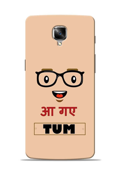 Agaye Tum OnePlus 3 Mobile Back Cover
