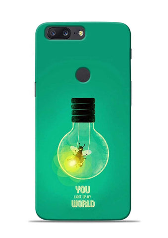 You World OnePlus 5T Mobile Back Cover