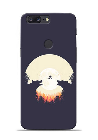 Wolf Bear OnePlus 5T Mobile Back Cover