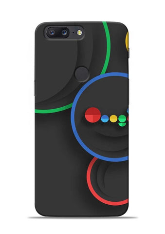 The Hoogle OnePlus 5T Mobile Back Cover