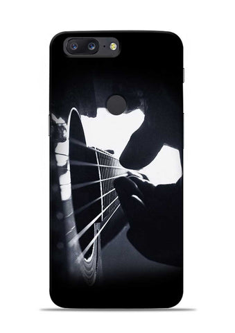 The Guitar OnePlus 5T Mobile Back Cover
