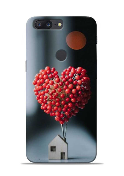 The lovely Berries OnePlus 5T Mobile Back Cover