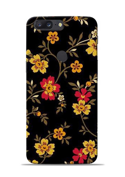 Rising Flower OnePlus 5T Mobile Back Cover