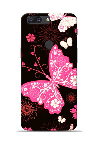The Butterfly OnePlus 5T Mobile Back Cover