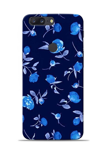 The Blue Flower OnePlus 5T Mobile Back Cover