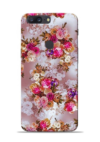 Rose For Love OnePlus 5T Mobile Back Cover