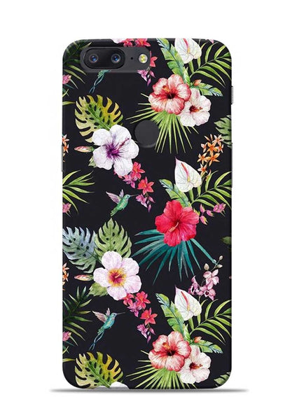 Flowers For You OnePlus 5T Mobile Back Cover