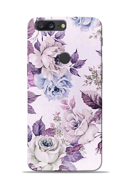 Flowers Forever OnePlus 5T Mobile Back Cover