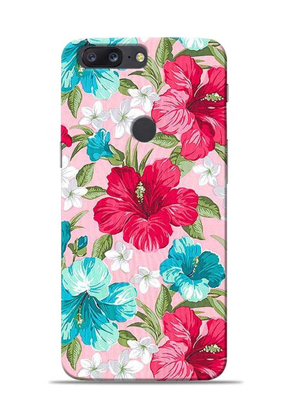 You Are Flower OnePlus 5T Mobile Back Cover