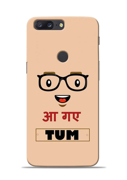 Agaye Tum OnePlus 5T Mobile Back Cover