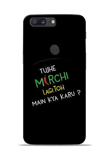 Mirchi Lagi To OnePlus 5T Mobile Back Cover