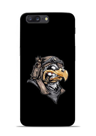 Bullet Bird OnePlus 5 Mobile Back Cover