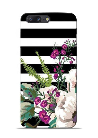Lovely Flowers OnePlus 5 Mobile Back Cover