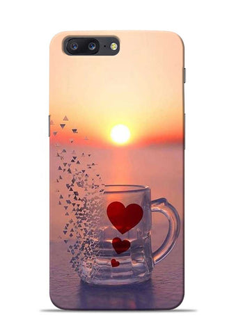 The Hearts OnePlus 5 Mobile Back Cover