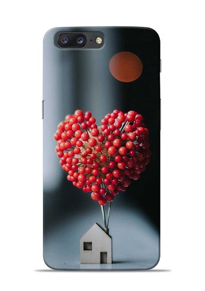 The lovely Berries OnePlus 5 Mobile Back Cover