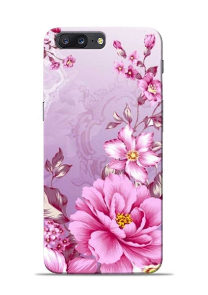 You Are Rose OnePlus 5 Mobile Back Cover