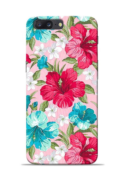 You Are Flower OnePlus 5 Mobile Back Cover