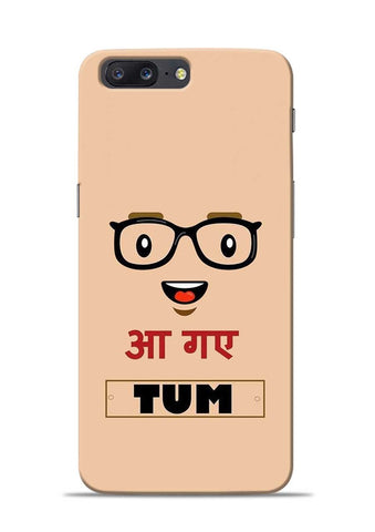 Agaye Tum OnePlus 5 Mobile Back Cover