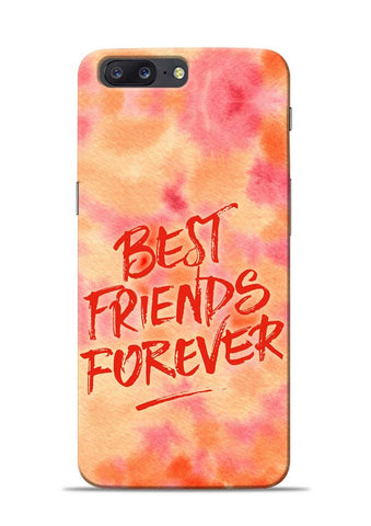 Best Friends Forever OnePlus 5 Mobile Back Cover