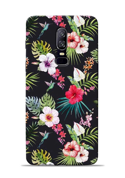 Flowers For You OnePlus 6 Mobile Back Cover