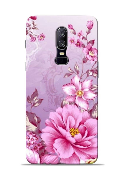 You Are Rose OnePlus 6 Mobile Back Cover