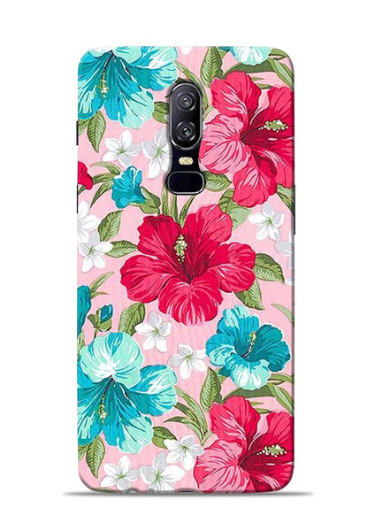 You Are Flower OnePlus 6 Mobile Back Cover