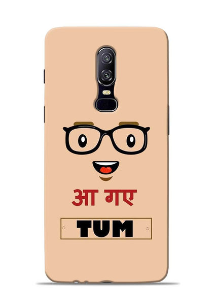 Agaye Tum OnePlus 6 Mobile Back Cover