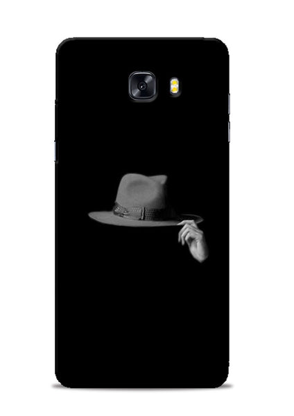Great Hat Samsung Galaxy C9 Pro Mobile Back Cover