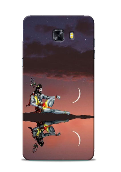 Lord Shiva Samsung Galaxy C9 Pro Mobile Back Cover