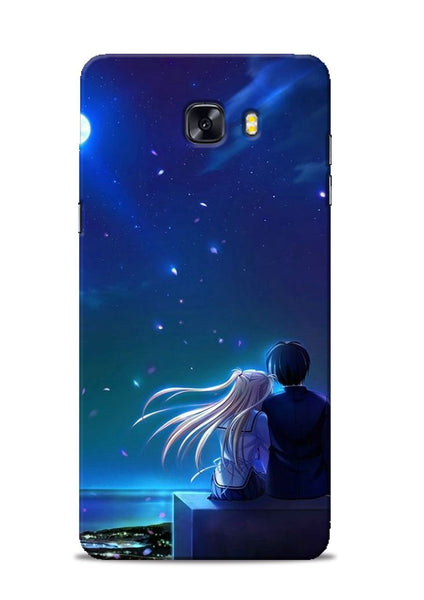 The Great Love Samsung Galaxy C9 Pro Mobile Back Cover