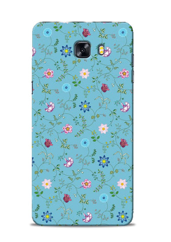 Fallen Flower Samsung Galaxy C9 Pro Mobile Back Cover