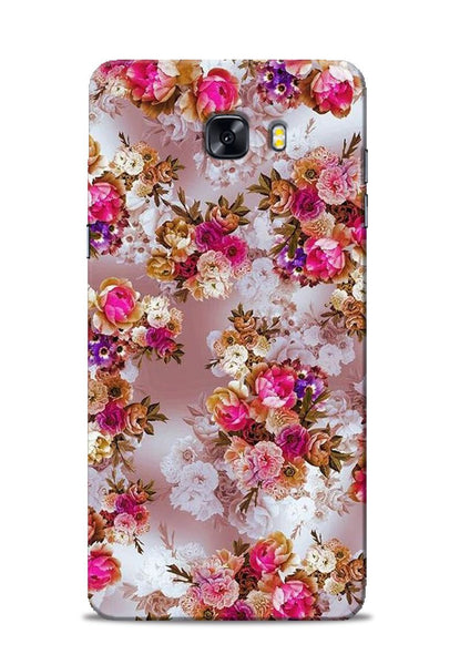 Rose For Love Samsung Galaxy C9 Pro Mobile Back Cover