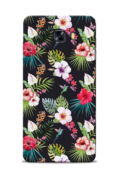 Flowers For You Samsung Galaxy C9 Pro Mobile Back Cover