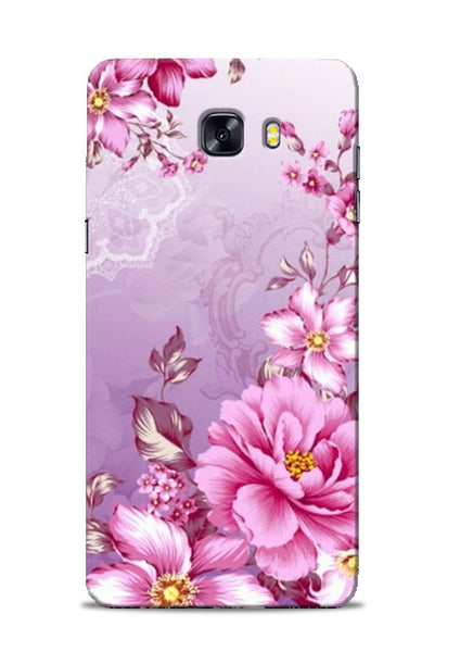 You Are Rose Samsung Galaxy C9 Pro Mobile Back Cover