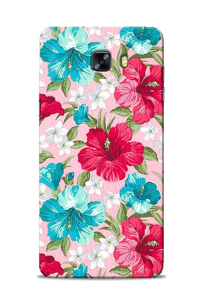 You Are Flower Samsung Galaxy C9 Pro Mobile Back Cover